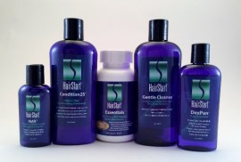 HairStart® Essentials™ Hair Strengthening & Scalp Cleansing Program (3 month)