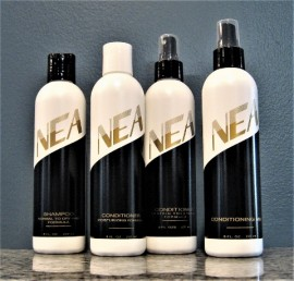 High Soft Bundle with Conditioning Mist